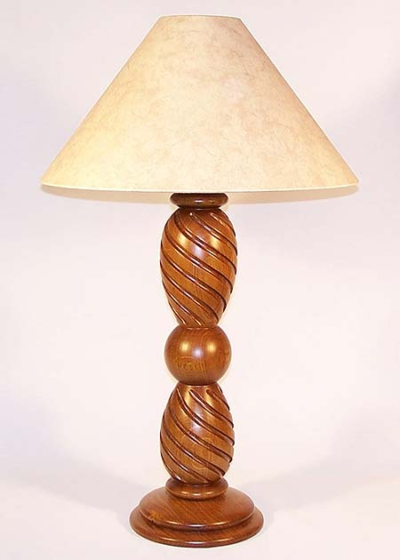 Asztali lampa Casablanca