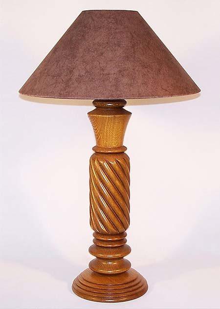 Asztali lampa Toscana
